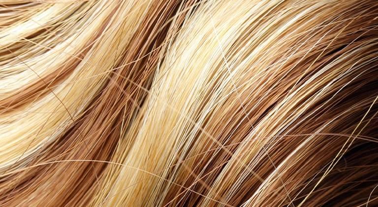 Tönen blondierte haare mittelblond Blondierte Haare