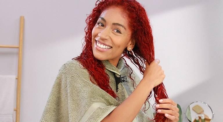 Rote frisuren haare frauen Rote haare