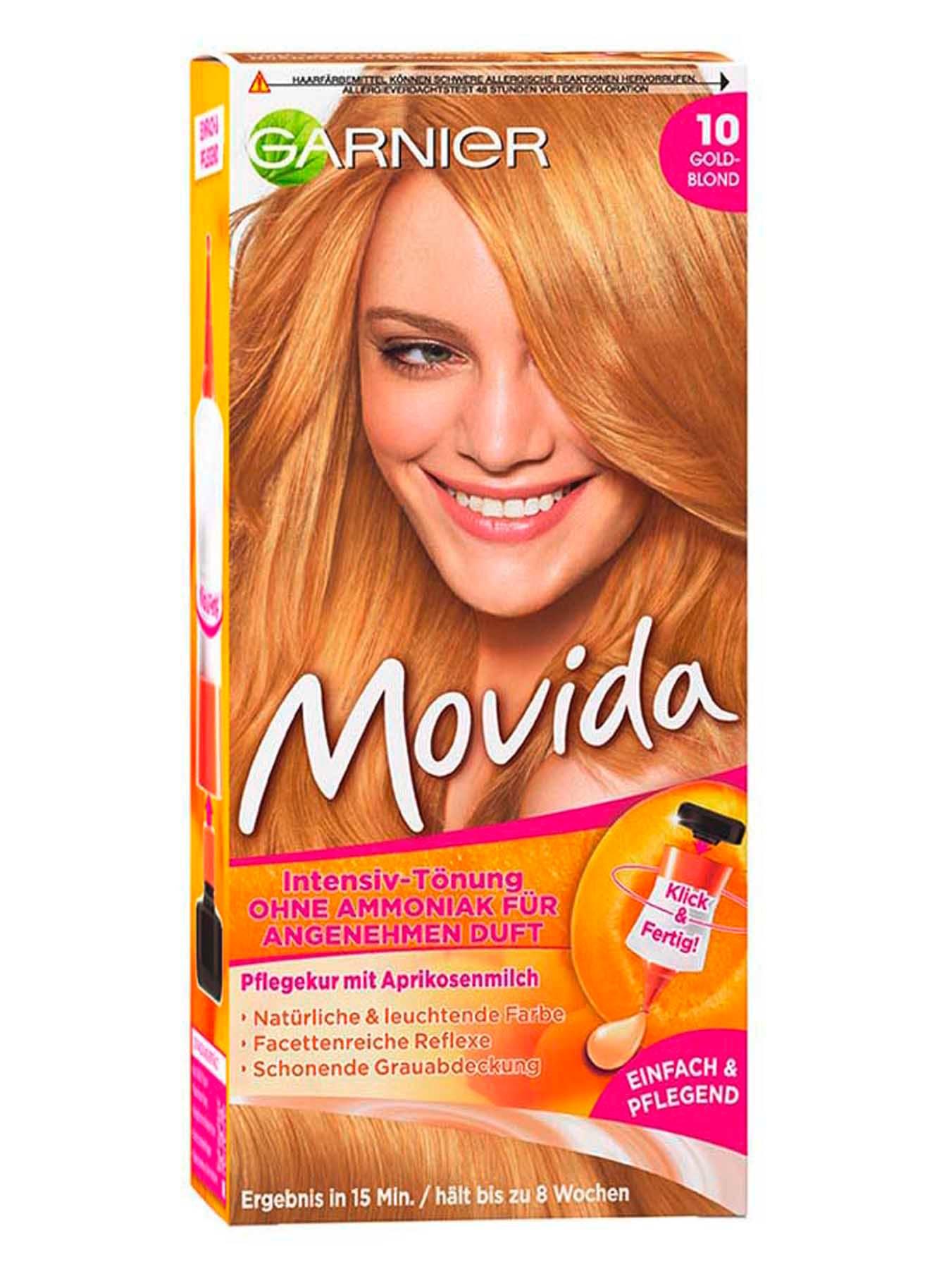 Haarfarbe blond ohne amoniak