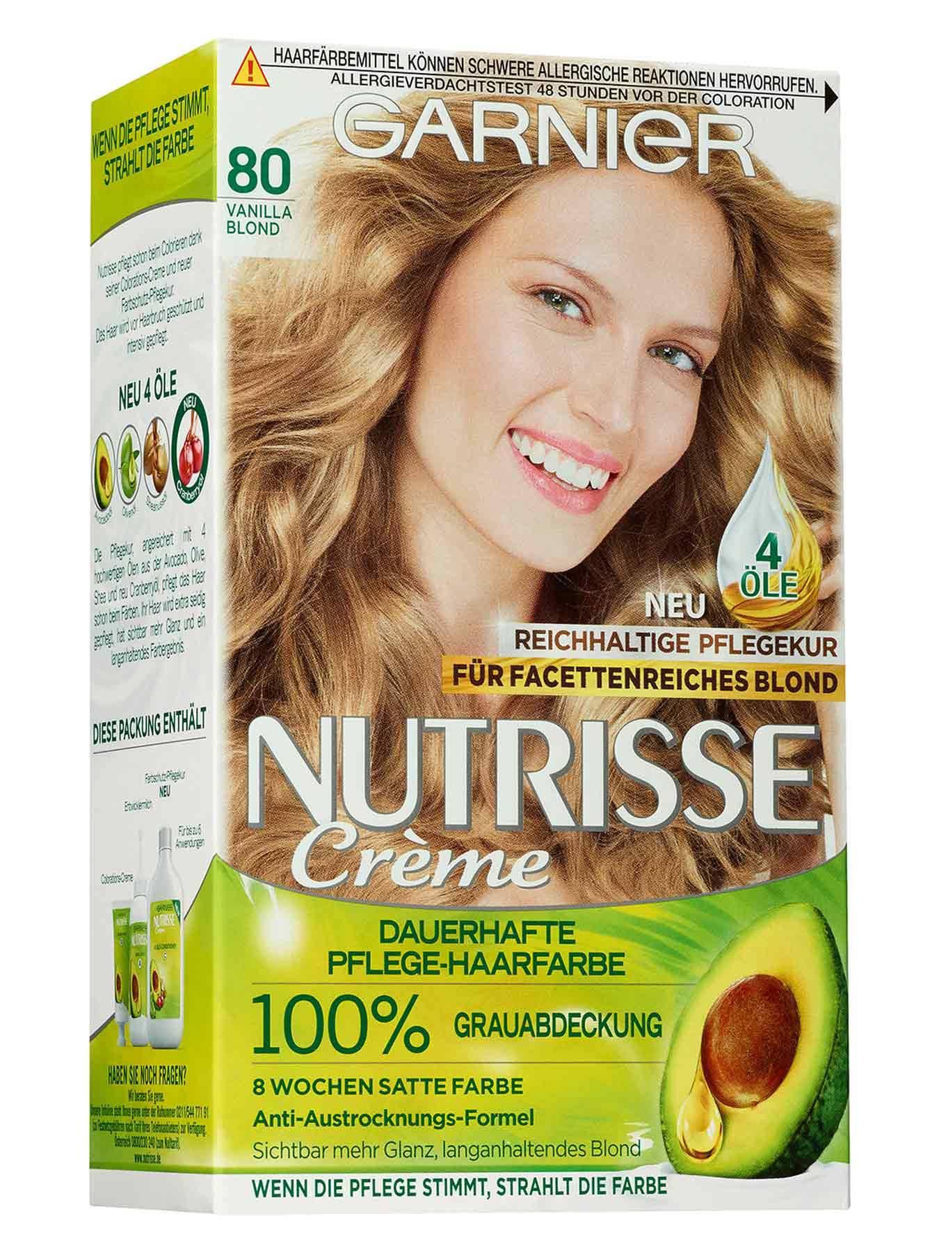 Garnier fructis haarfarbe