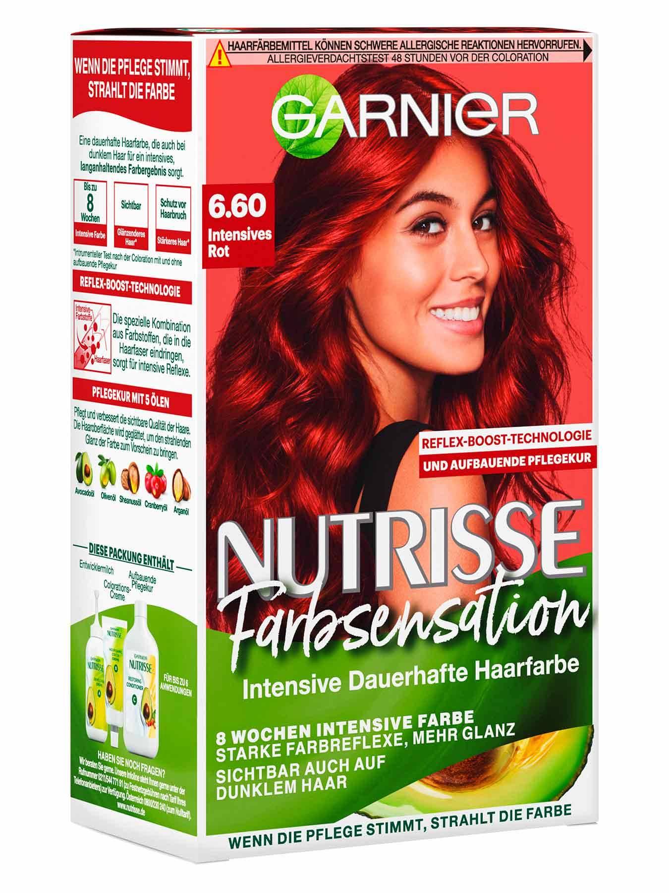 60 über haarfarbe frauen Rot (Haarfarbe)
