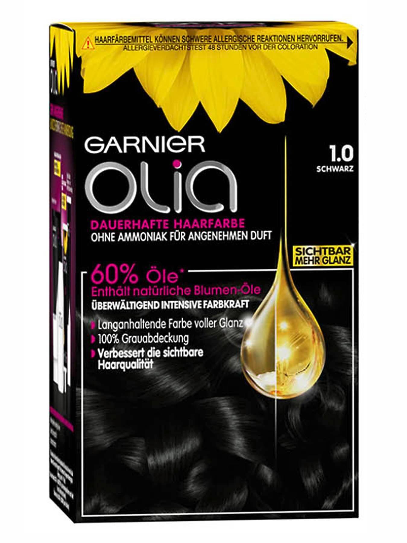 Garnier haarfarben ohne ammoniak